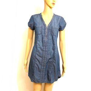 Guess Denim Mini Dress